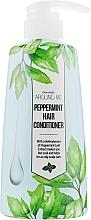 Parfumuri și produse cosmetice Balsam de păr - Welcos Around Me Peppermint Hair Conditioner