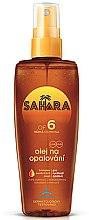 Parfumuri și produse cosmetice Ulei-spray de plajă pentru bronzare SPF 6 - Astrid Sahara Suncare Spray Oil SPF 6