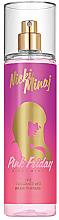 Parfumuri și produse cosmetice Nicki Minaj Pink Friday - Spray de corp