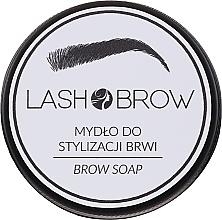 Parfumuri și produse cosmetice Gel pentru sprâncene - Lash Brow Soap