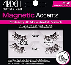Parfumuri și produse cosmetice Gene false - Ardell Magnetic Lashes Accents 002