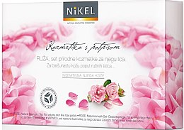 Parfumuri și produse cosmetice Set - Nikel Rose (f/cr/50ml + f/cr/50ml + f/oil/10ml + f/ton/30ml)