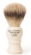 Parfumuri și produse cosmetice Pămătuf de ras, S2235 - Taylor of Old Bond Street Shaving Brush Super Badger size L