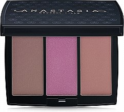 Parfumuri și produse cosmetice Fard de obraz - Anastasia Beverly Hills Blush Trio