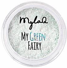 Parfumuri și produse cosmetice Pudră pentru unghii - MylaQ My Fairy