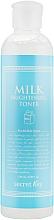 Parfumuri și produse cosmetice Loţiune tonică cu efect de catifelare pentru față - Secret Key Snail Milk Brightening Toner