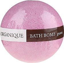 """Parfumuri și produse cosmetice Bilă efervescentă """"Guava"""" - Organique Bath Bomb Guava"""