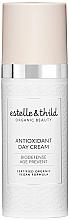 Parfumuri și produse cosmetice Cremă nutritivă de zi pentru față - Estelle & Thild BioDefense Antioxidant Day Cream