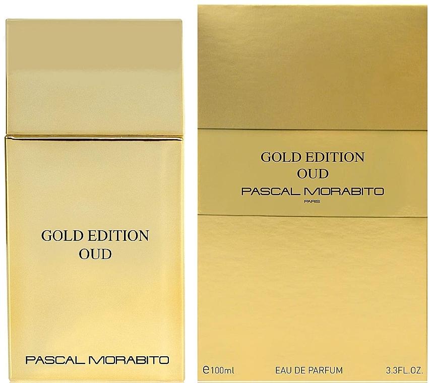 Pascal Morabito Gold Edition Oud - Apă de parfum
