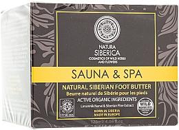 """Parfumuri și produse cosmetice Ulei natural siberian pentru picioare """"Sauna & Spa"""" - Natura Siberica"""