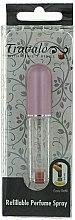 Parfumuri și produse cosmetice Atomizator - Travalo Pure Pink Refillable Atomizers