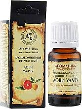 "Parfumuri și produse cosmetice Ulei aromat ""Prinde noroc"" - Aromatica"