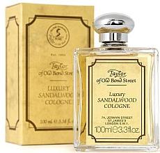 Parfumuri și produse cosmetice Taylor Of Old Bond Street Sandalwood - Apă de colonie