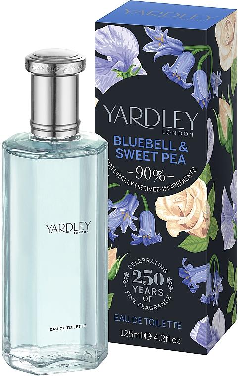 Yardley Bluebell & Sweet Pea - Apă de toaletă