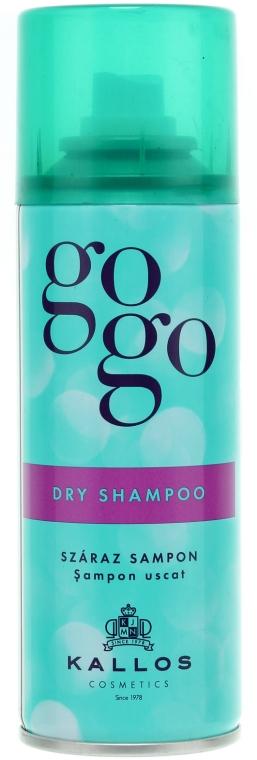 Șampon uscat - Kallos Cosmetics Gogo Dry Shampoo