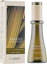 Parfumuri și produse cosmetice Esență cu extract de Phormium tenax, în fiole - The Saem Urban Eco Harakeke Root Essence