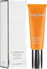 Parfumuri și produse cosmetice Emulsie cu vitamine pentru ten gras și combinat - Natura Bisse C+C Vitamin Fluid SPF 10