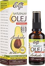 Parfumuri și produse cosmetice Ulei natural de avocado - Etja Natural Oil