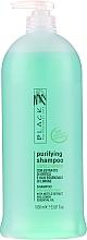 Parfumuri și produse cosmetice Șampon normalizant pentru părul gras - Black Professional Line Sebum-Balancing Shampoo