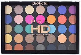 Parfumuri și produse cosmetice Paleta fard de ochi - Makeup Revolution Pro Amplified
