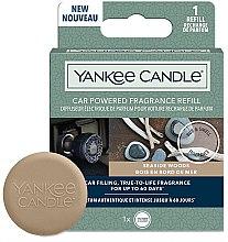 Parfumuri și produse cosmetice Aromatizator auto (rezervă) - Yankee Candle Car Powered Fragrance Refill Seaside Woods
