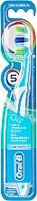 Parfumuri și produse cosmetice Periuță de dinți, albastru - Oral-B Complete 5 Ways Clean 40 Medium