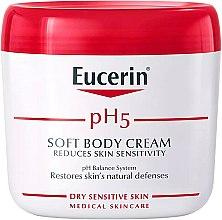 Parfumuri și produse cosmetice Cremă de corp - Eucerin Soft Body Cream