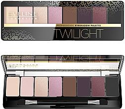 Parfumuri și produse cosmetice Farduri de pleoape - Eveline Cosmetics Eyeshadow