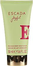 Escada Joyful - Set (edp 50 ml + b/lot 50 ml + bag) — Imagine N4