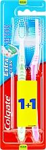 """Parfumuri și produse cosmetice Periuță de dinți """"Extra Clean"""", medie - Colgate Extra Clean Medium"""