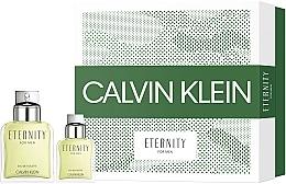 Parfumuri și produse cosmetice Calvin Klein Eternity For Men - Set (edt/100ml + edt/30ml)