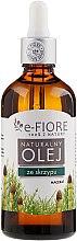 Parfumuri și produse cosmetice Ulei de coada calului - E-Flore Natural Oil