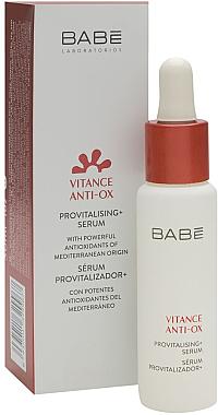 Ser facial - Babe Laboratorios Vitance Anti-OX Serum ProVitalize — Imagine N1