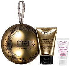 Parfumuri și produse cosmetice Set - Matis Reponse Delicate Softness Surprise Ball (f/cr/50ml + cr/peel/15ml)