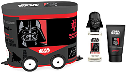 Parfumuri și produse cosmetice Disney Star Wars Darth Vader - Set (edt/50ml + sh/gel/75ml)