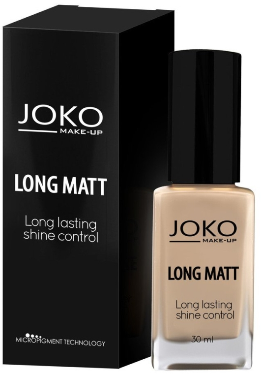 Fond de ten - Joko Long Matt — Imagine N1