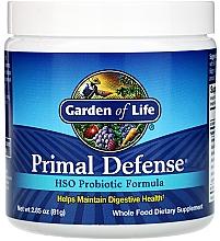 Parfumuri și produse cosmetice Пробиотическая формула с HSO - Garden of Life Primal Defense HSO Probiotic Formula