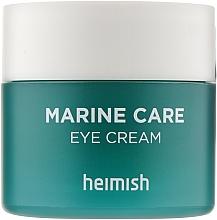 Parfumuri și produse cosmetice Cremă hidratantă cu extracte marine pentru zona ochilor - Heimish Marine Care Eye Cream