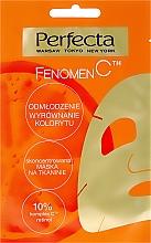Parfumuri și produse cosmetice Mască de față - Perfecta Fenomen C Face Mask