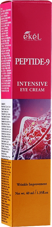 Cremă cu peptide pentru zona din jurul ochilor - Ekel Peptide-9 Intensive Eye Cream
