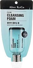 Parfumuri și produse cosmetice Spumă de curățare pentru față - Alice Koco Clear Cleansing Foam