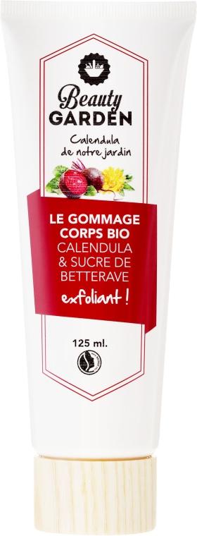 Peeling pentru corp cu extract de calendula - Beauty Garden Calendula Body Gommage — Imagine N1