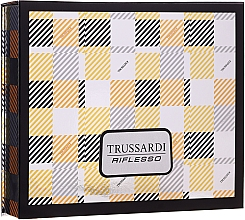 Parfumuri și produse cosmetice Trussardi Riflesso - Set (edt/50ml + show/gel/100ml)