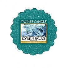 Parfumuri și produse cosmetice Ceară aromatică - Yankee Candle Icy Blue Spruce Wax Tart