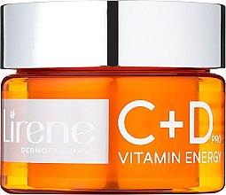 Parfumuri și produse cosmetice Cremă hidratantă de zi pentru față - Lirene C+D Pro Vitamin Energy Face Cream 30+