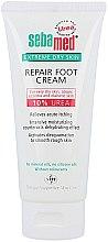 Parfumuri și produse cosmetice Cremă de picioare - Sebamed Extreme Dry Skin Repair Foot Cream 10% Urea