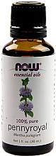 Parfumuri și produse cosmetice Ulei esențial de busuiocul cerbilor (Pennyroyal) - Now Foods Essential Oils 100% Pure Pennyroyal