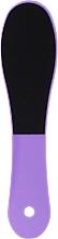 Parfumuri și produse cosmetice Răzătoare pe două fețe pentru picioare, mov - Inter-Vion