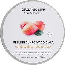 Parfumuri și produse cosmetice Peeling de zahăr pentru corp - Organic Life Dermocosmetics Scrub