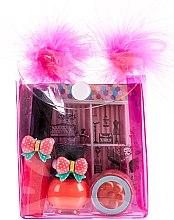 Parfumuri și produse cosmetice Set de cosmetică pentru fetițe - Tutu Mix 24 (n/polish/5ml+lip/gloss/7ml+eye/cheek/mus/2,5g+bag)
